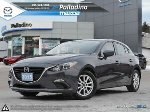 2015 Mazda Mazda3 SPORT GS - HEATED SEATS