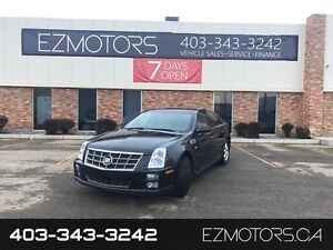 2009 Cadillac STS V6/sts4/awd/dvd/nav/remote