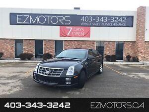 2009 Cadillac STS V6-AWD-DVD