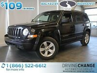 2011 Jeep Patriot Limited-Heated Seats-U Connect-4X4