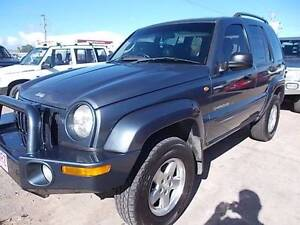 2003 Jeep Cherokee Wagon Mount Louisa Townsville City Preview