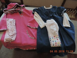 Girl's size 4T Dresses & Tights London Ontario image 1