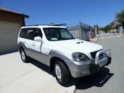 2006 Hyundai Terracan HP MY07 SLX White 4 Speed Automatic Wagon Mount Lawley Stirling Area Preview