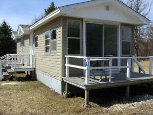 Weekly cottage rental with Wifi close to Shediac