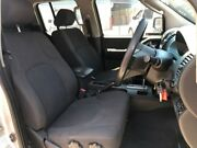 2009 Nissan Navara D40 ST-X Silver 5 Speed Automatic Utility East Brisbane Brisbane South East Preview