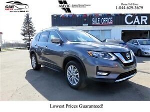 2017 Nissan Rogue SV AWD | BLUETOOTH | ONLY 2700 KMS!