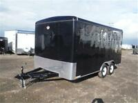 8.5 x 16 Enclosed Cargo Trailer - 9,990 lb. GVWR - GST INCLUDED!