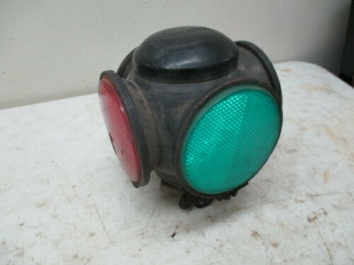 Antique Adlake 4 Sided Railroad  Lantern