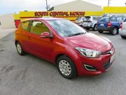 2014 Hyundai i20 Automatic MY15 Activ Red 4 Speed Automatic Hatchback Reynella Morphett Vale Area Preview