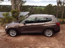 2012 BMW X3 Wagon Perth Northern Midlands Preview