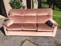 3 seater Parker Knoll FREE