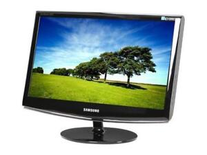 "23"" Samsung LCD 16:9 Widescreen Monitor SyncMaster 2333SW Has DV"