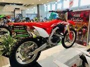 2017 Honda CRF450R Off Road Bike 449cc Dandenong Greater Dandenong Preview