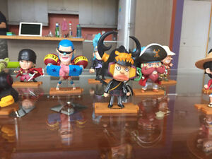 ONE PIECE ACTION COLLECTIBLE FIGURES BRAND NEW IMPORTED Gatineau Ottawa / Gatineau Area image 1