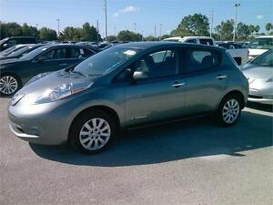 2015 Nissan Leaf S ONLY 10,800 MILES!