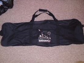 Kiddicare single buggy pack -can post
