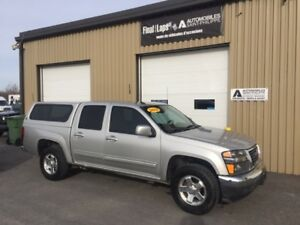 2012 Gmc Canyon sle automatique crew cab 2x4 clean 57$ semaines