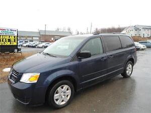 ON SALE! 2009 GRAND CARAVAN STOW AND GO, NEW MVI + WARRANTY !!!