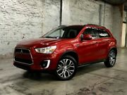 2015 Mitsubishi ASX XB MY15.5 LS 2WD Burgundy 6 Speed Constant Variable Wagon Mile End South West Torrens Area Preview