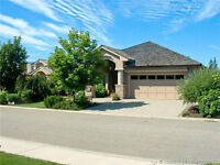 Kelowna, BC Dream Home - Gallaghers Canyon Golf Course