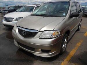 2005 Mazda MPV ES Minivan, Van