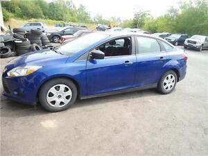 FLEXFUEL DEAL !2012 Focus S WITH A/C, BRAND NEW TIRES!!!!