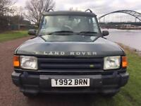 1999 LAND ROVER DISCOVERY 3.9 V8I 5D AUTO 182 BHP