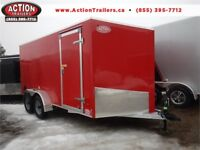 THE LOWEST PRICED ALL ALUMINUM TANDEM CARGO - 7X14 AMERALITE London Ontario Preview