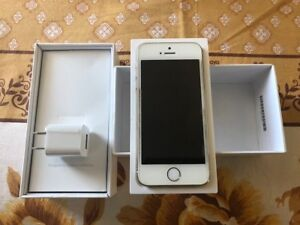 IPHONE 5S 16GB - FACTORY UNLOCKED - GOLD