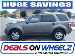 SALE!!2006 FORD ESCAPE 4X4  ONLY $4,500- WE FINANCE!