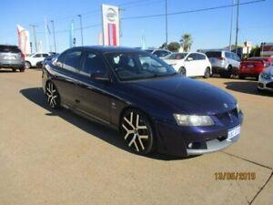 2004 Holden Special Vehicles ClubSport Y Series 2 Purple 6 Speed Manual Sedan