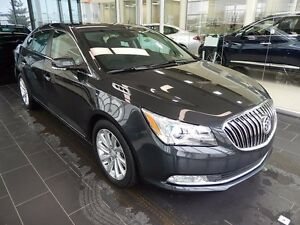 2014 Buick LaCrosse ONE OWNER, HEATED LEATHER SEATS, BLIND-SPOT