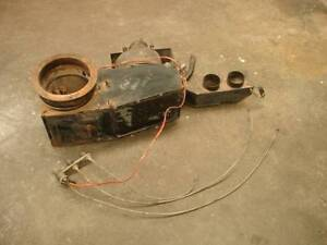 FORD FALCON XK/XL/XM 2 SPEED HEATER ASSEMBLY PLUS CABLES Beverley Charles Sturt Area Preview