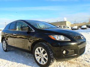 2007 Mazda CX-7 2.3 TURBO-LEATHER-SUNROOF-AWD--ONLY 142K