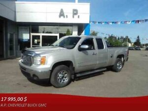 2011 GMC SIERRA 1500 4WD EXTENDED CAB