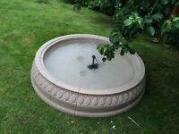 Garden pond/ water fountain/feature for sale !!