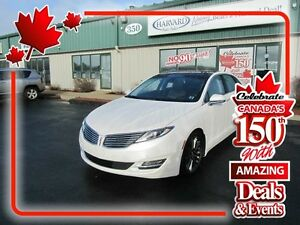 2016 Lincoln MKZ ALL WHEEL DRIVE ( CANADA DAY SALE!) NOW $34,950