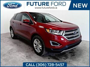 2018 Ford Edge SEL|3.5 V6|NAVIGATION|PANORAMIC ROOF|TAN LEATHER