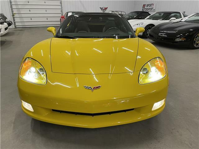 2007 Yellow Chevrolet Corvette Coupe 3LT | C6 Corvette Photo 10
