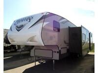NEW 2016 34 FT CROSSROADS WESTERN COUNTRY 31 BH 5TH WHEEL
