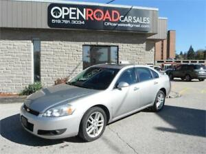 2008 Chevrolet Impala LTZ * LOW KMS * NO ACCIDENTS * HTD SEATS