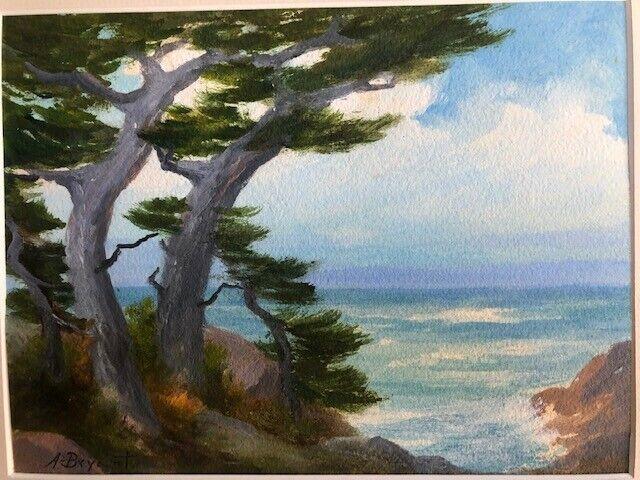 Alice D Bryant - artist Watercolor 1879- 1944.