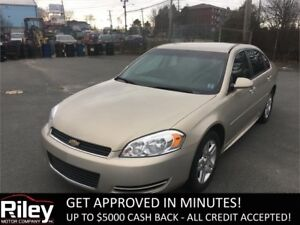 2011 Chevrolet Impala LT STARTING AT $85.19 BI-WEEKLY