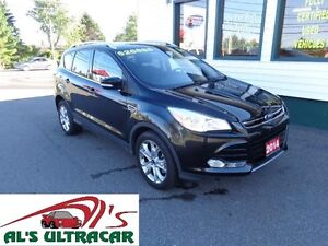 2014 Ford Escape Titanium 4WD $201 bi-weekly all in!