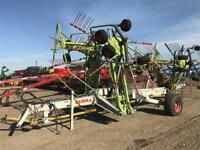 Claas Liner 3600 Rotary Rake Brandon Brandon Area Preview