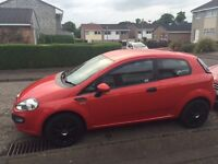 FIAT PUNTO EVO FOR SALE - EXCELLENT CONDITION