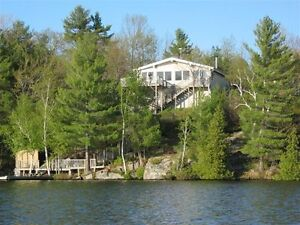Waterfront stunning cottage - last minute deal