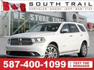 2017 Dodge Durango Citadel Ask for NOSH or text 587-400-0812