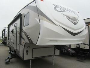 2017 30 FT CROSSROADS RV WESTERN COUNTRY 27 BH 5TH WHEEL