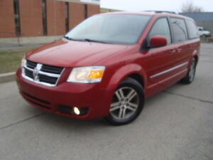2010 DODGE GRAND CARAVAN SXT STOW&GO POWER DOORS'' GST INCLUDED